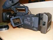 A JVC GY-HD100U HD Video Camera - Sony Helmet Cam Included $3400 OBO