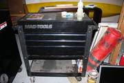 Mac tools utility cart