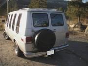 1985 Gmc Vandura Vantasy 2500