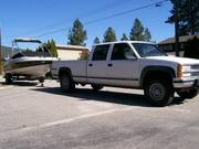 1998 Chevrolet diesel crew cab long box 4X4