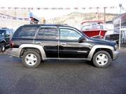 2002 CHEVROLET TRAILBLAZER LTZ 4x4