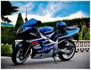 Never dropped: 03' Suzuki GSXR 600 - $5000