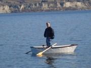 CUSTOM HANDMADE FLAT BOTTOMED FLY FISHING BOATS