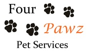 Four Pawz Pet Services (250) 300-4722