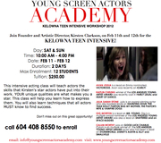 DO YOU WANT TO BE A SUCCESSFUL FILM + TV ACTOR?