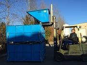 Self Dumping Waste Bins