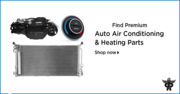 Heating and Air Conditioning Autoparts