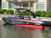 Malibu 24 7 Wakesetter,  Superb Condition